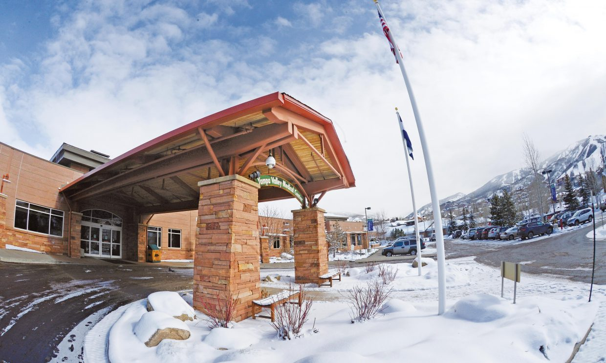 Yampa Valley Medical Center could merge with UCHealth