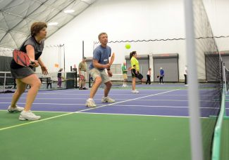 Expansion of indoor pickleball sparks talks of new multi-sport complex
