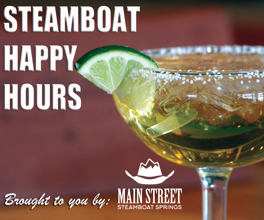Downtown Steamboat Springs happy hours | SteamboatToday com