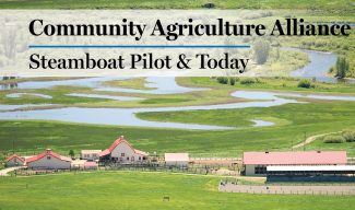 Community Agriculture Alliance: Water management is important to all