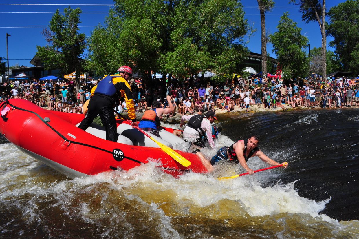 Celebrate the Yampa River at weekend festival in Steamboat