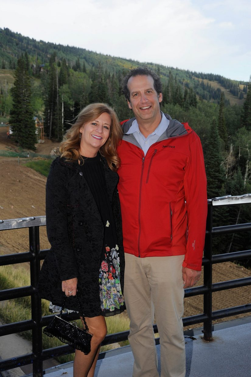 Erin and Rob Perlman