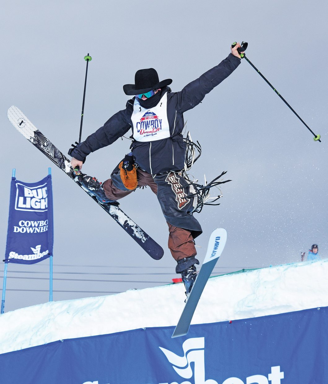 Mamas, don't let your cowboys grow up to be skiers: What you need to know about the Cowboy Downhill