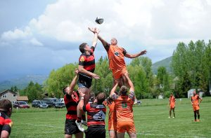 Gentlemen of Aspen honor president's memory, defeating Steamboat Fighting Bull Trout in season opener