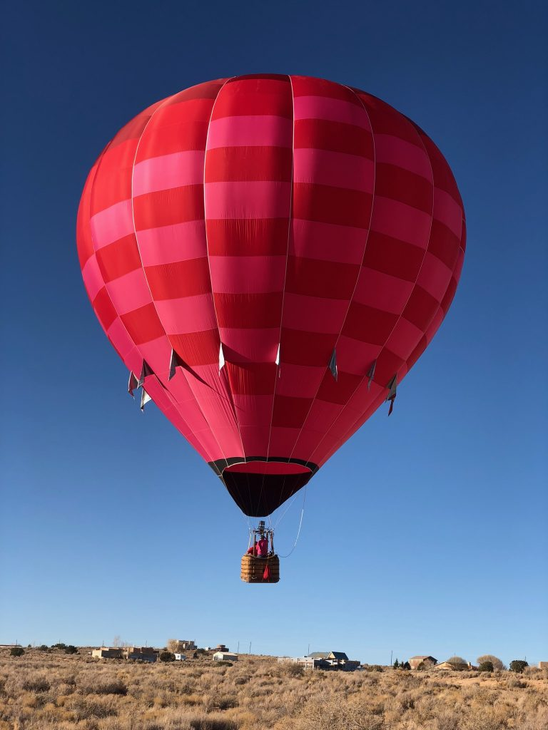 Hot Air Balloon Rodeo Steamboat Springs Colorado