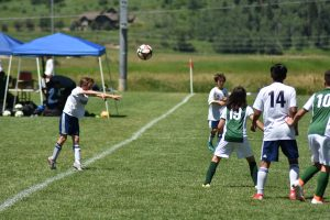 Steamboat U-14 boys open youth soccer tournament with a win