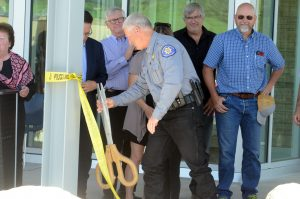 'A new culture of trust': New combined law enforcement center officially opens to public (with video)