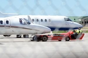 Plane makes emergency landing at Yampa Valley Regional Airport after trouble with landing gear