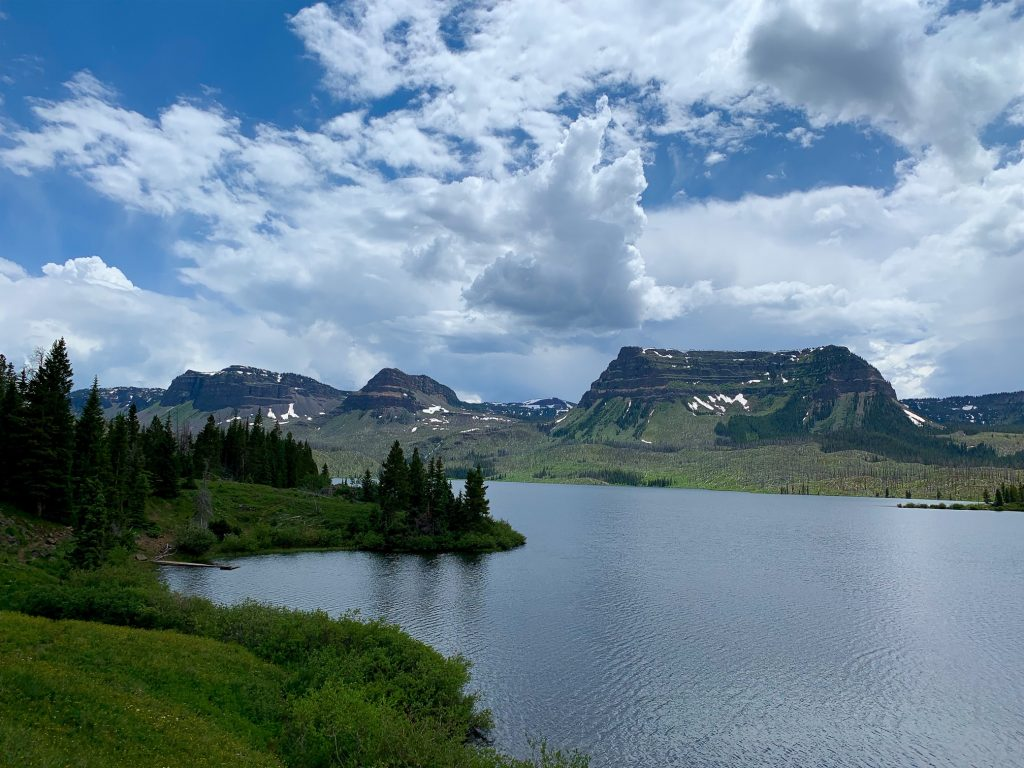 Trappers Lake, Flat Tops Wilderness Area