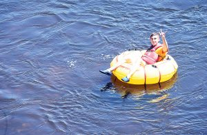 Save the beer for later: tips for tubing the Yampa River
