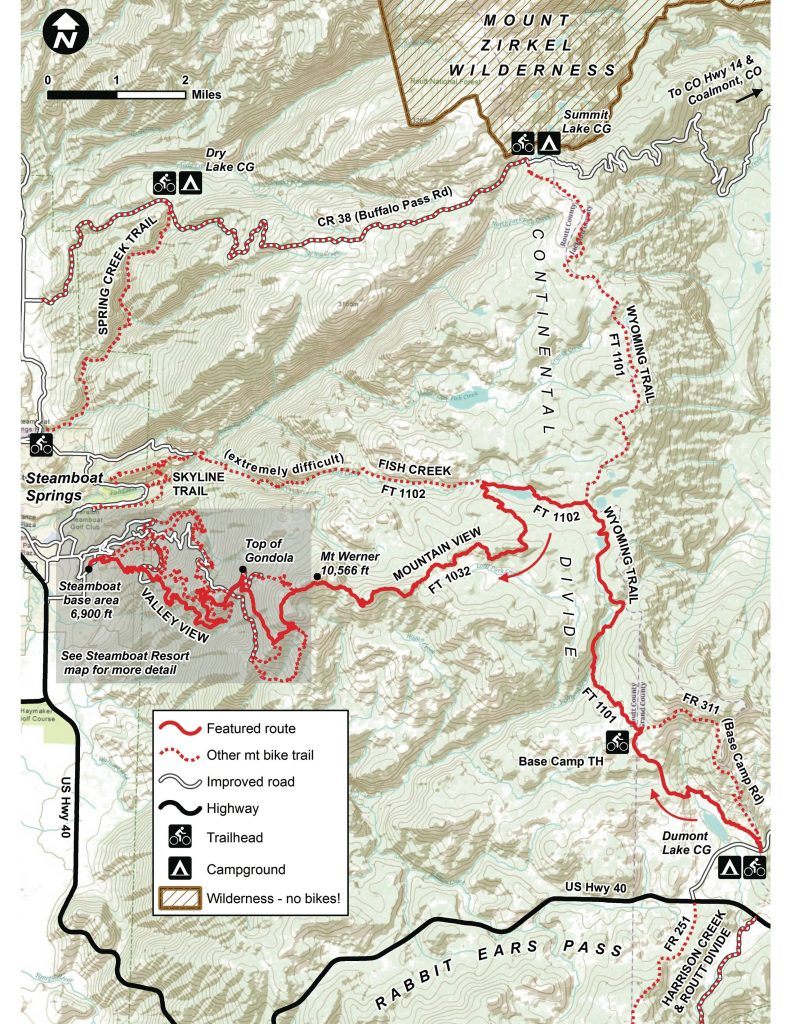 Trail of the Week: The Divide Trail