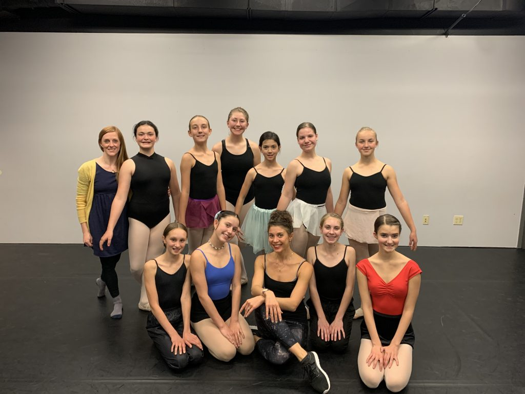 Broadway star Caitlin Abraham inspires students at Steamboat Arts Academy