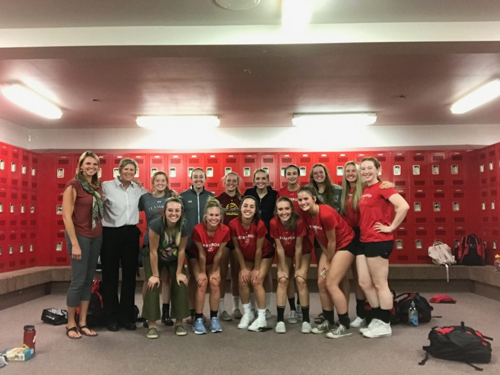 Hall earns 500th win as Steamboat volleyball sweeps Summit