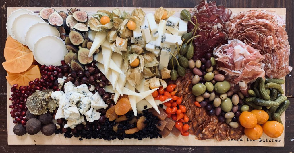 Laura The Butcher brings tasty charcuterie platters to Steamboat